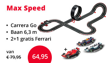 Carrera Go - Max Speed