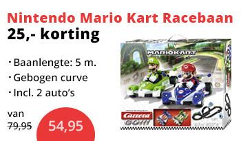 Carrera Go - nintendo mario kart racebaan 500-cm