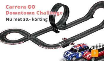 Carrera Go - Downtown Challenge