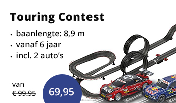Carrera Go - Touring Contest