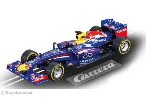 Race auto Infiniti Red Bull Racing RB9.