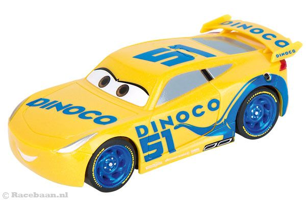 Disney Cars - Dinoco Cruz