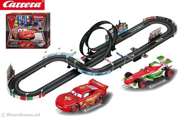 carrera go cars 2 ultimate race off. Black Bedroom Furniture Sets. Home Design Ideas