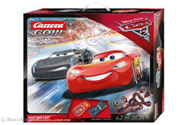 Cars 3 Racebaan 490 cm | Finish First met looping | vanaf 6 jr