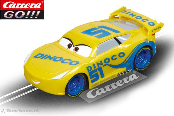 Cars 3 Dinoco Cruz