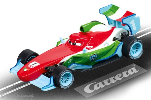 Cars ICE Francesco Bernoulli