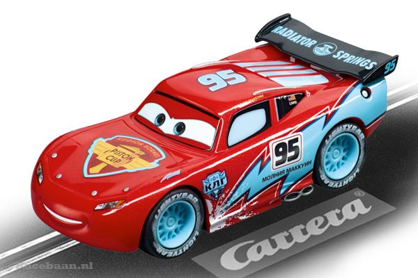 Cars ICE Lightning McQueen