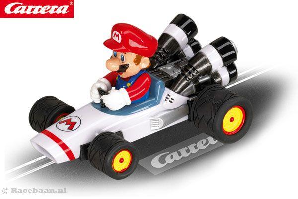 Carrera go mario kart wii mario - Mario kart wii voiture ...