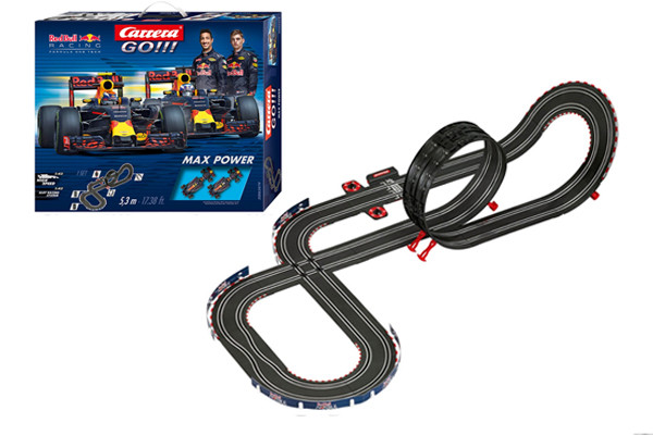 Carrera Max Verstappen Racebaa
