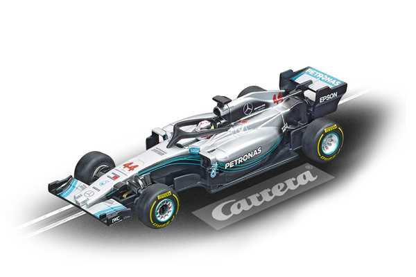Mercedes AMG F1 W09 EQ Power - L. Hamilton No. 44