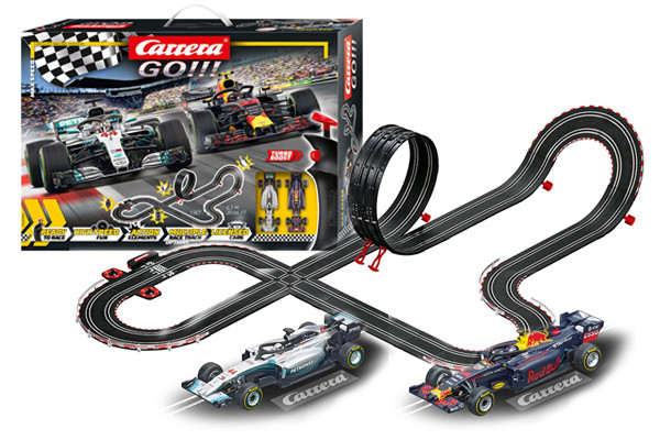 Carrera Go Max Speed racebaan.